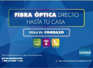 COTAS, Seguridad, Protección, WiFi, plan duo, fibra, optica,